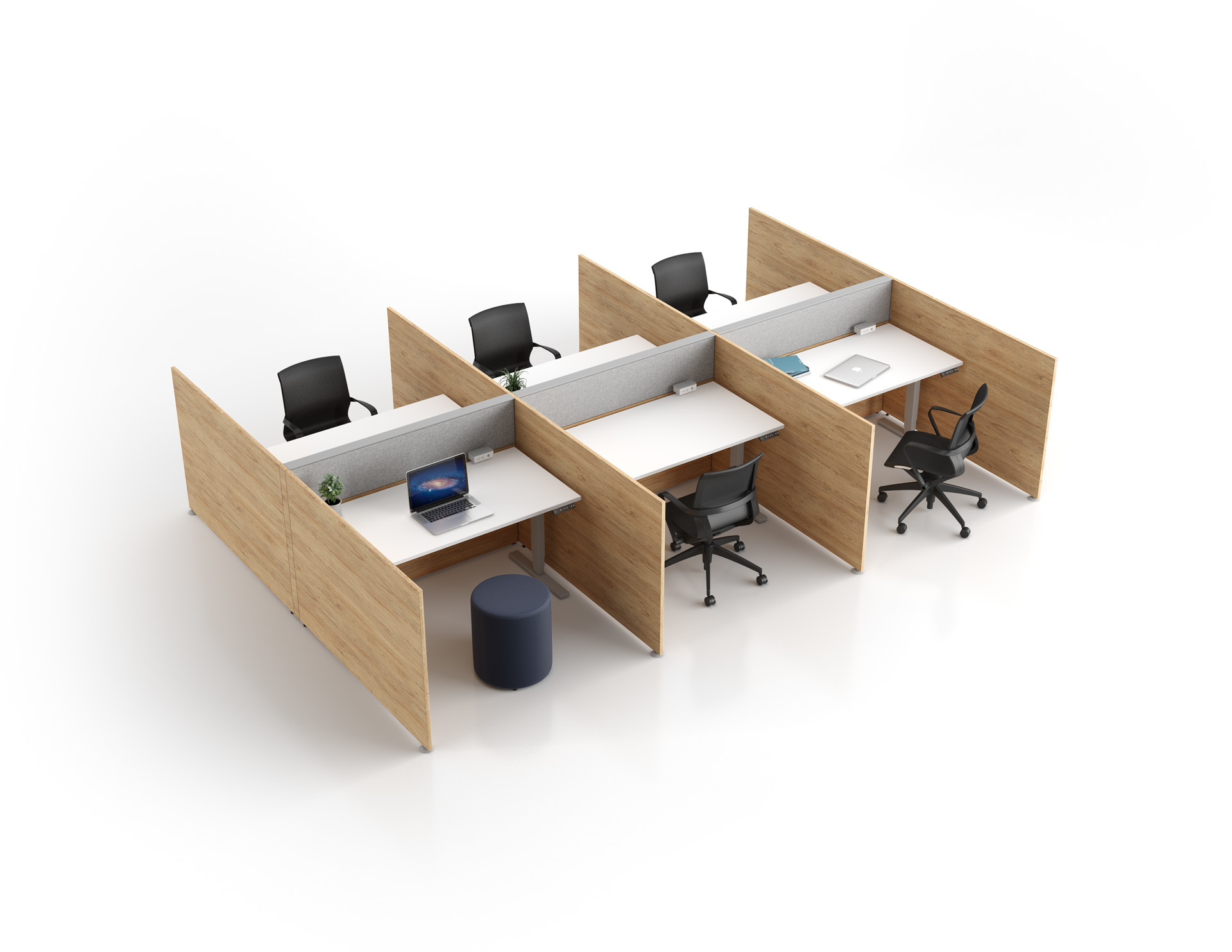 Axel Co Working Space Office Desk Sharing Space Industrie Gyva Office Public Space Open